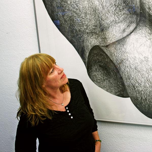 Inge Marion Petersen | Zeichnungen